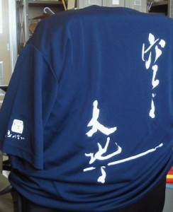 Tシャツ(袖口)
