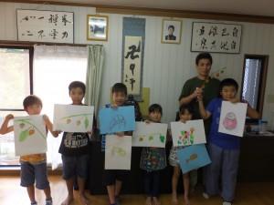 お絵かき教室 (2)